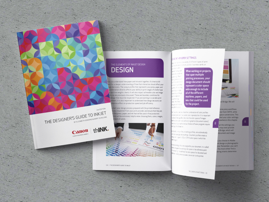 Designer's Guide to Inkjet, 2nd Edition